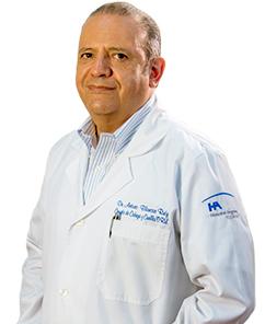 Dr Arturo Blancas