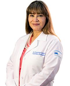 Dr. Guadalupe Carrillo Cisneros